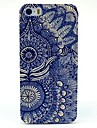 Retro Sunflower Eye Pattern Hard Case for iPhone 5/5S