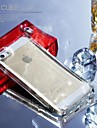 Calls Flash Shockproof TPU Glassy Ice Case for iPhone 5/5S(Assorted Colors)