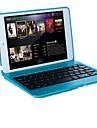 제품 케이스 커버 스탠드 키보드 플립 풀 바디 케이스 한 색상 하드 PC 용 iPad Mini 3/2/1