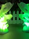 코웨이 두 배 돌고래 다채로운 LED 밤 빛