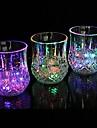 Coway бар посвящен светоизлучающих индикатор Ночная стекла ананас