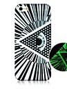 Pour Coque iPhone 5 Etuis coque Phosphorescent Coque Arrière Coque Punk Dur Polycarbonate pour iPhone SE/5s iPhone 5