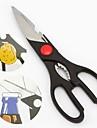 Многофункциональные кухонные ножницы можно использовать в качестве открывалки