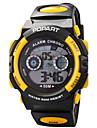 Mulheres Relógio Esportivo Relogio digital Quartzo Digital Quartzo Japonês Borracha Banda Preta