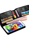 Cas souper de pochette pour Samsung Galaxy i9600 S5 style d'affaires