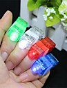 разноцветных привело лазерные пальцем свет 8 шт (Random Color)