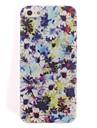 floraison conception de fleur étui flexible pour iPhone 4 / 4S