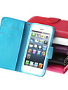 iPhone 7 PlusFashionable and Novel Cowhide Leather Full Body Case for iPhone 5/5S