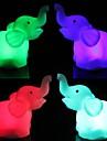 Coway do suporte como um Nightlight Dumbo Vilão Light LED colorido da Night Light