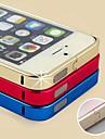 металлический каркас бампера случай для IPhone 4 / 4s (ассорти цветов)