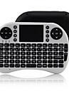 iPazzPort kp-810-21 2,4 g wireless 92 teclas de teclado com touchpad para google caixa de tv / ps3 / pc