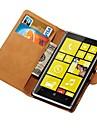подлинный кожаный чехол бумажник Nokia Lumia 925 стоит с помощью кредитной карты держатель нового прибытия