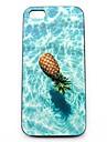 caso difícil padrão abacaxi para iPhone 4 / 4S