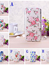 petit motif de fleurs fraîches TPU couverture souple pour iPhone 6 / 6s