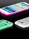 ультра тонкий корпус матовое покрытие для Samsung Galaxy S3 9300