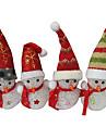 Рождественский снеговик ева кристалл цвет меняющейся ночник