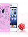 dsd® выдалбливают розы шаблон для Iphone 5 / 5s (разных цветов)