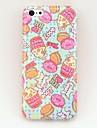 модная картина попкорн силикагель мягкий чехол для iPhone 5с
