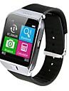 "aoluguya M6 Bluetooth V3.0 умный часы с 1.54 ""сенсорным экраном, телефон, SMS, музыка, шагомер, FM"