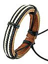 мода черно-белый мужской дружбы браслет (1 шт)