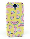 For Samsung Galaxy Case Pattern Case Back Cover Case Fruit PC Samsung S4