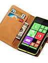 подлинный кожаный чехол бумажник Nokia Lumia 625 стоит с помощью кредитной карты держатель нового прибытия