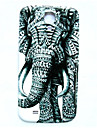 Animal Elephant Pattern Thin Hard Case Cover for Samsung Galaxy S4 I9500