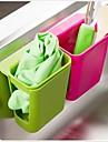 многофункциональные сосущий дизайн пластиковые стеллажи& Держатели (случайный цвет x1PCS)