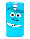 Monsters Pattern Thin Hard Case Cover for Samsung Galaxy S5 I9600
