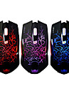 SUNT X9 Noiselessly LED Luminous Gaming Wireless Mouse 800/1000/1200/1600 DPI
