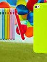 casebox® bonbons dos de silicone de caisse colorée pour iPhone 4 / 4S (de couleurs assorties)