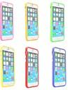 Pour Coque iPhone 6 / Coques iPhone 6 Plus Other Coque Antichoc Coque Couleur Pleine Flexible TPU iPhone 6s Plus/6 Plus / iPhone 6s/6