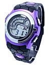 Мужской Часы Цифровой Спортивные часы силиконовый Группа