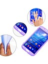 Solid Color Transparent Silicone Full Body Case for Samsung Galaxy S4 I9500 (Assorted Color)