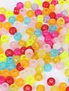 Акрил - Бисер - 80 - для Бусины/Браслет из разноцветных резинок -