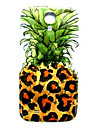 Pineapple Pattern Thin Hard Case Cover for Samsung Galaxy S4 I9500