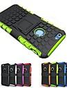 용 아이폰7케이스 / 아이폰7플러스 케이스 / 아이폰6케이스 / 아이폰6플러스 케이스 충격방지 / 스탠드 케이스 뒷면 커버 케이스 갑옷 하드 실리콘 용 Apple아이폰 7 플러스 / 아이폰 (7) / iPhone 6s Plus/6 Plus /