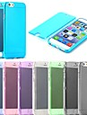 TPU Screen Touch Full Body Cover Case for iPhone 6 (Assorted Colors)