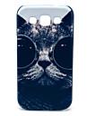 Кошка с Футляр очки шаблон для Samsung Galaxy Win I8552
