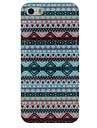 elegante estilo folk padrão TPU caso de volta macio material de cobertura para iPhone 5 / 5s