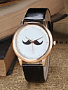 Women's Watch Fashionable Mustache Pattern Dial Cool Watches Unique Watches