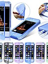 TPU Touch Screen Dust Proof Case for iPhone 4/4S (Assorted Colors)