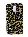 леопардовый рисунок шаблон жесткий футляр для Samsung Galaxy s5 мини
