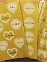 романтические кружева прозрачные наклейки (разных цветов)