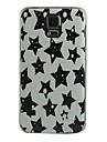 Stars Design Pattern Hard Case for Samsung Galaxy S5 I9600