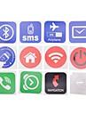NXP ntag203 умные NFC метки ж / наклейки для Сони / HTC / Samsung / LG / Nokia / Acer + более