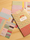 Countryside Scrapbooking Decorate Diary Stickers(8PCS)