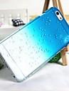 3 차원 비 패턴의 PC iphone6에 대한 하드 케이스 (모듬 색상)를 삭제