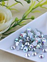 1.9*2.1mm Boutique(Bright)Flat Back Rhinestones(Phone Beauty)Nail bedazzle 100 pieces