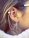Alloy Earring Ear Cuffs Party / Casual 1pc